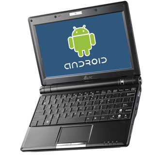 Android netbook is a good option for IP surveillance for viewing live CCTV video cameras