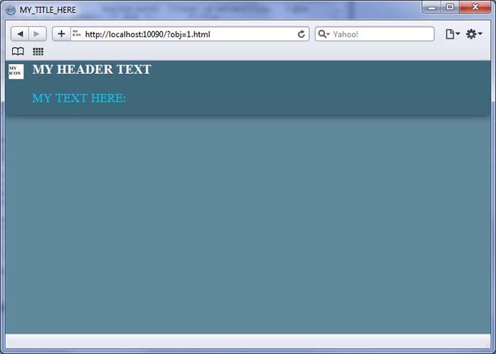 Кастомизация веб сервера программы для IP камер Xeoma: доступ к созданным страницам