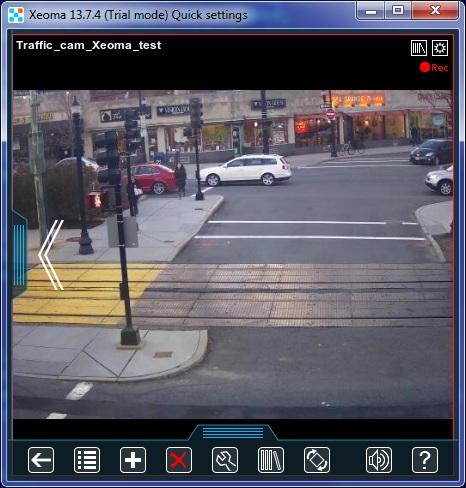 Снижение нагрузки на процессор с Xeoma: Высокое качество картинки при просмотре в реальном времени не всегда необходимо