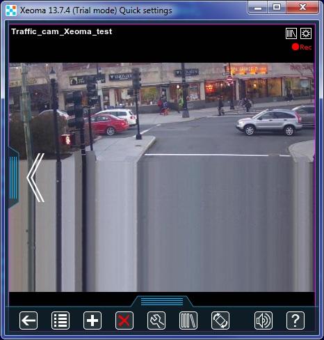 Как уменьшить загрузку процессора с программой Xeoma: Иногда из-за низкой производительности компьютера изображение с камер может искажаться