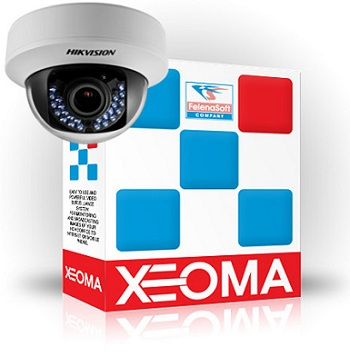 Xeoma is the best Hikvision software!