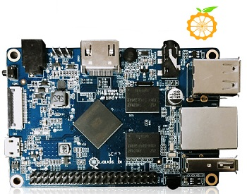 Orange Pi microcomputer can have Linux ARM-compatible software installed including Xeoma CCTV software