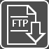 Upload to FTP server module icon