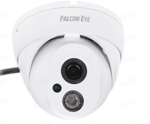 Compromise in camera video surveillance between price and quality - the Falcon Eye FE-IPC-DL100P camera