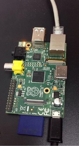 Подключите Raspberry Pi