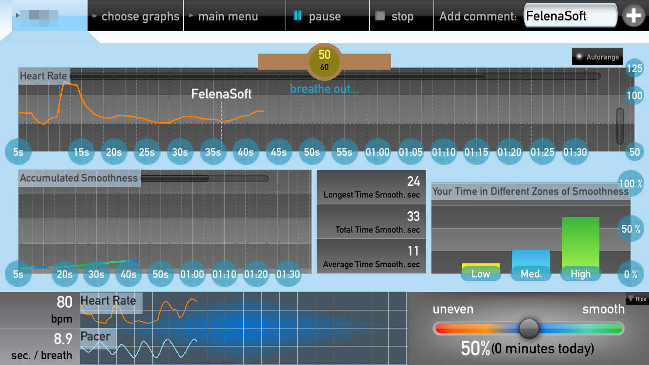Work samples by FelenaSoft – software development