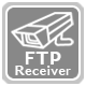 FTP receiver module helps you get image from camera in most challenging environment, even if has no IP address