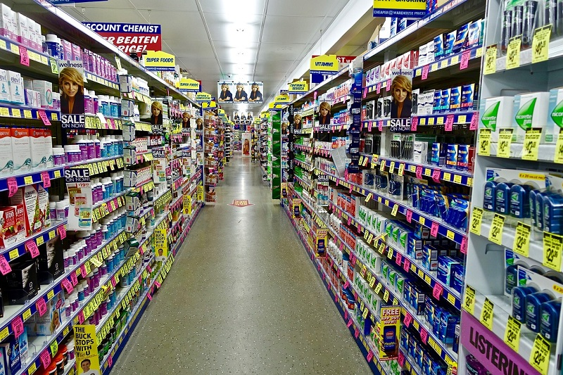 Video surveillance in pharmacy chains is not just for security
