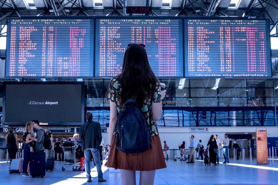 Emotion recognition in airports is a good safety and business tool at the same time