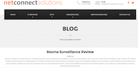 Xeoma Surveillance Review  title=