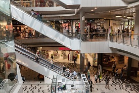 Use Xeoma CCTV to provide safety and security in malls, shops, and other places of business