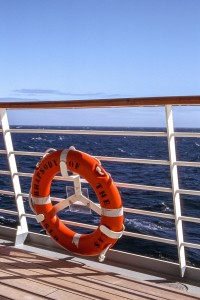The main task of any cruise company is to ensure safety during the trip.